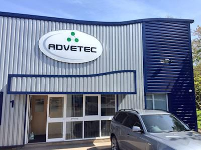 Advetec head office