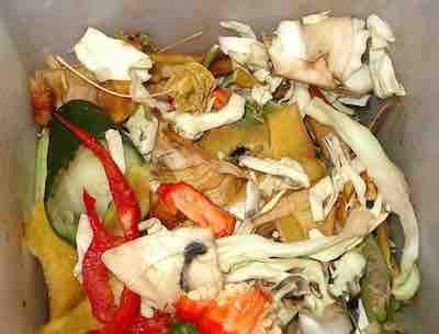 Food waste is organic waste