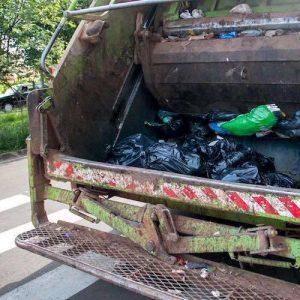Municipal waste small