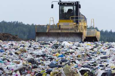 Environmental solutions to end landfills are needed