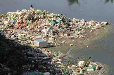 Environmental solutions to water pollution are needed