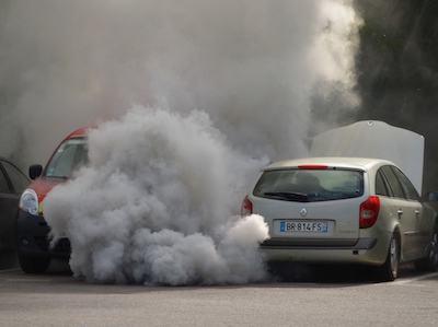 Transport pollution needs environmental solutions