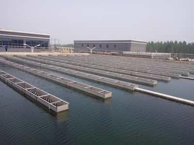 Wastewater treatment plants need sludge treatment