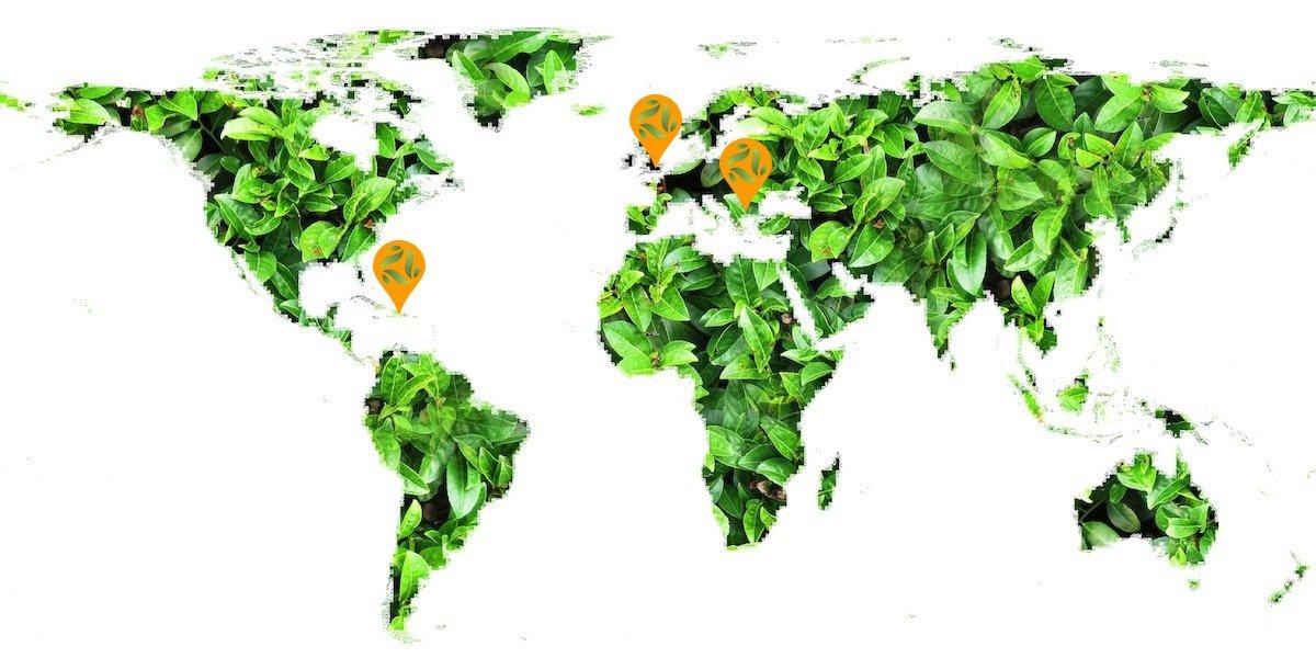 Envitech global presence